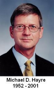 Michael D. Hayre